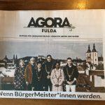 Weitere Ausgaben der AGORA nun online verfügbar!