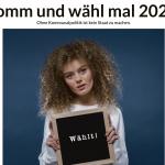 Komm und wähl mal 2021!