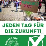 Fridays for Future zur Kommunalwahl 2021